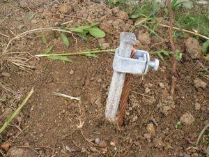 Piquet de terre