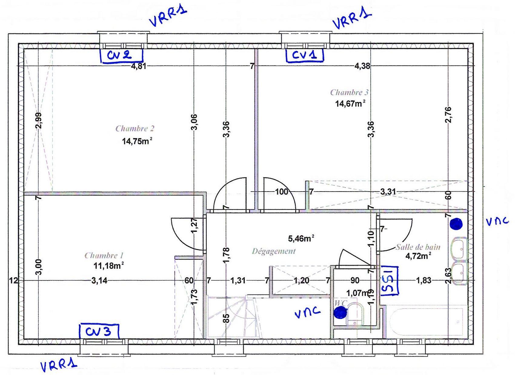 Plan électrique convecteur